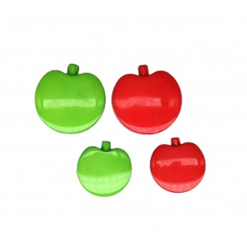 Apples 2 Colors - with Ring