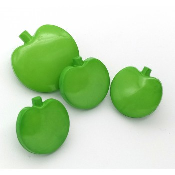 Apples Green - with Ring