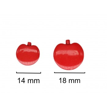 Apples Red  - with Ring